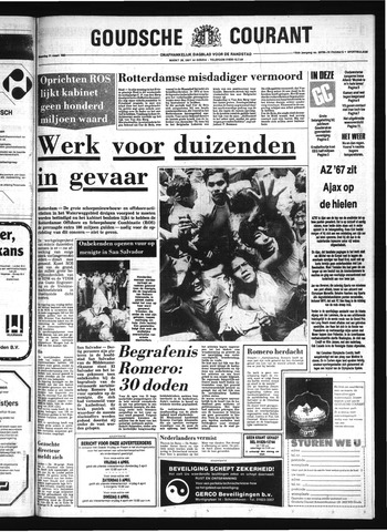 Goudsche Courant 1980-03-31