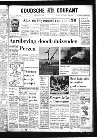 Goudsche Courant 1972-04-10