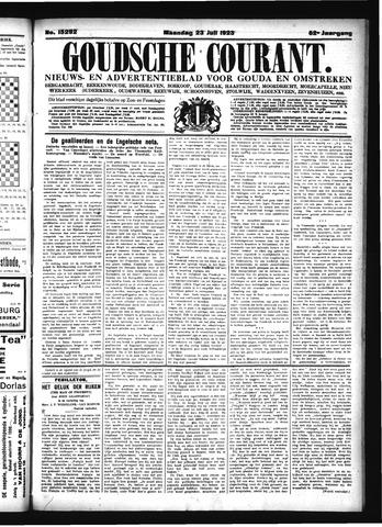 Goudsche Courant 1923-07-23