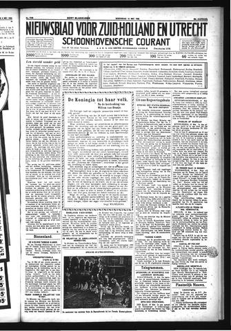 Schoonhovensche Courant 1933-05-10