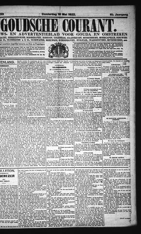 Goudsche Courant 1922-05-18