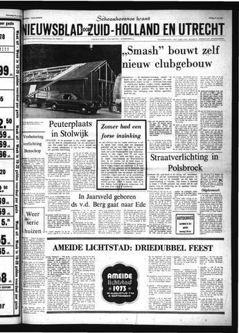 Schoonhovensche Courant 1973-07-27