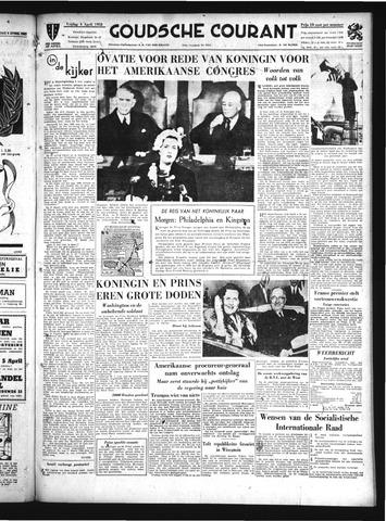 Goudsche Courant 1952-04-04