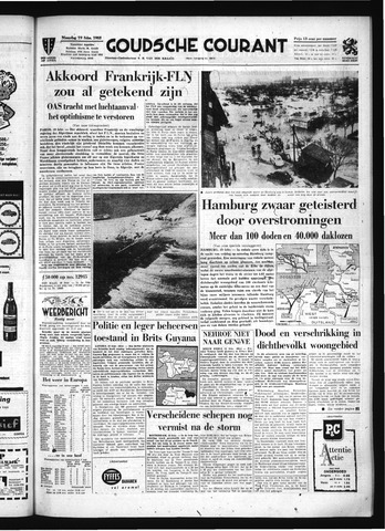 Goudsche Courant 1962-02-19