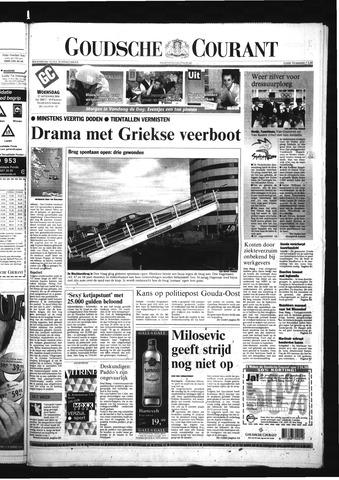Goudsche Courant 2000-09-27