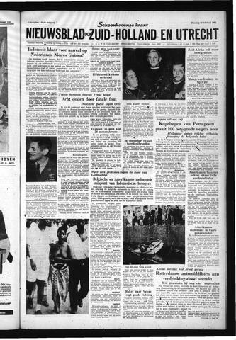 Schoonhovensche Courant 1961-02-20