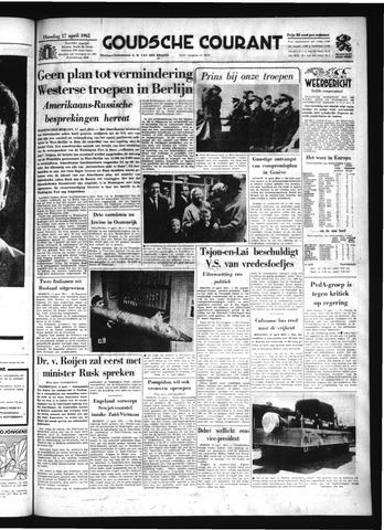 Goudsche Courant 1962-04-17