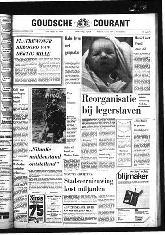 Goudsche Courant 1974-04-18