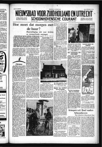 Schoonhovensche Courant 1955-08-31