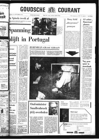Goudsche Courant 1974-09-30