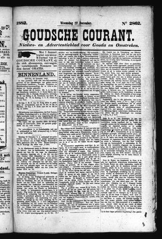 Goudsche Courant 1882-12-27
