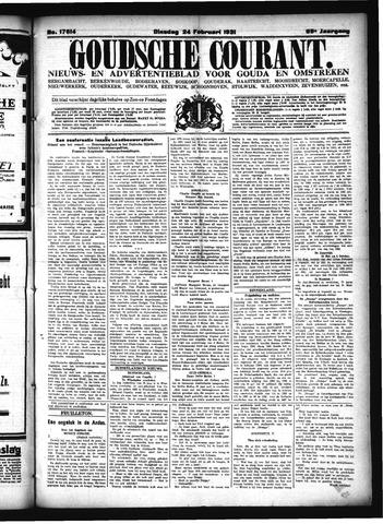 Goudsche Courant 1931-02-24