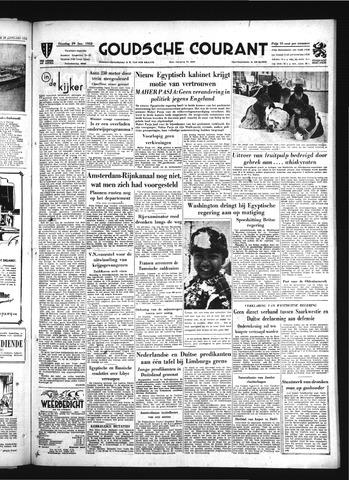 Goudsche Courant 1952-01-29