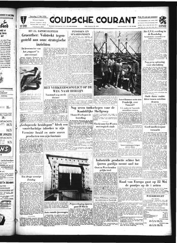 Goudsche Courant 1952-05-17