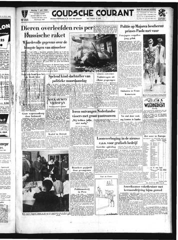 Goudsche Courant 1959-07-07