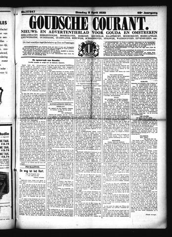 Goudsche Courant 1930-04-08