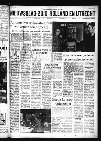 Schoonhovensche Courant 1973-03-07