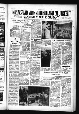 Schoonhovensche Courant 1955-12-27