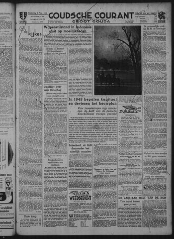 Goudsche Courant 1948-02-05