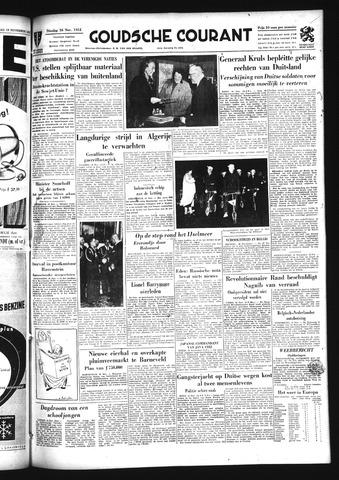 Goudsche Courant 1954-11-16