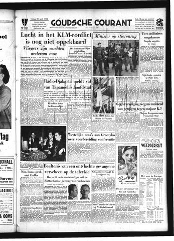 Goudsche Courant 1958-04-25