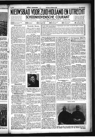 Schoonhovensche Courant 1933-02-24