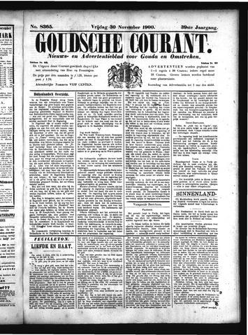 Goudsche Courant 1900-11-30