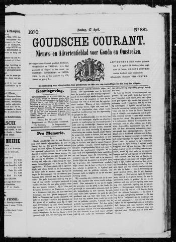Goudsche Courant 1870-04-17