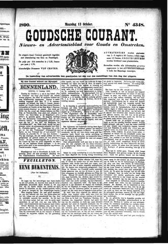 Goudsche Courant 1890-10-13