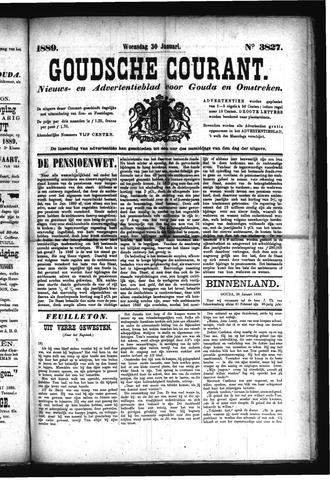 Goudsche Courant 1889-01-30