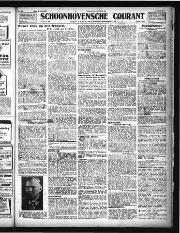 Schoonhovensche Courant 1944-08-25