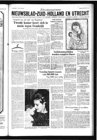 Schoonhovensche Courant 1967-12-22