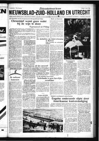 Schoonhovensche Courant 1963-03-01