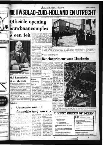 Schoonhovensche Courant 1973-12-10