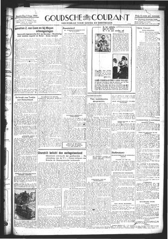 Goudsche Courant 1944-08-03