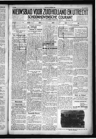 Schoonhovensche Courant 1930-10-24