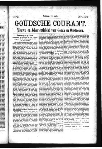 Goudsche Courant 1872-04-19