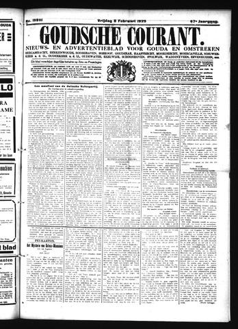 Goudsche Courant 1929-02-09