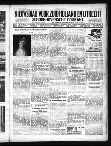 Schoonhovensche Courant 1937-06-23