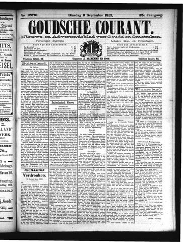 Goudsche Courant 1913-09-09