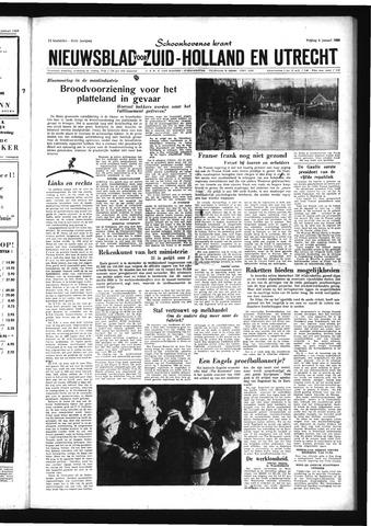 Schoonhovensche Courant 1959-01-09