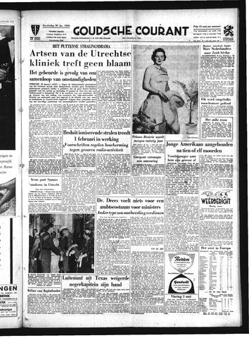 Goudsche Courant 1958-01-30