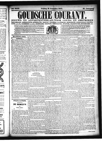 Goudsche Courant 1922-08-18