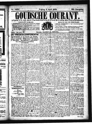 Goudsche Courant 1919-04-04