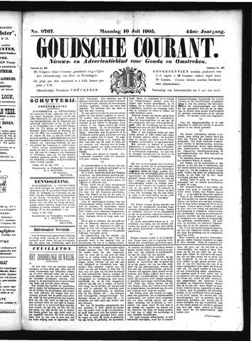 Goudsche Courant 1905-07-10
