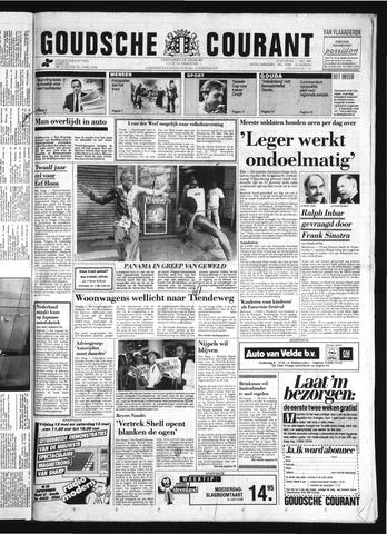 Goudsche Courant 1989-05-11