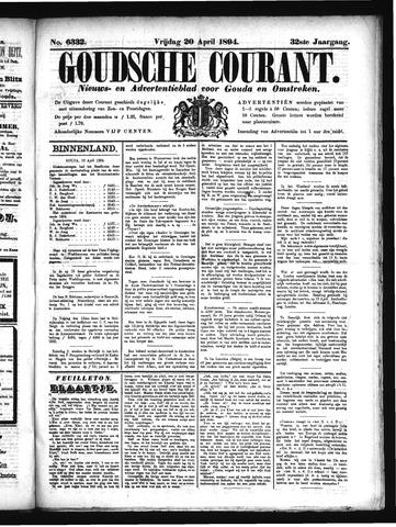 Goudsche Courant 1894-04-20