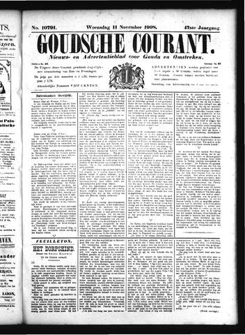 Goudsche Courant 1908-11-11