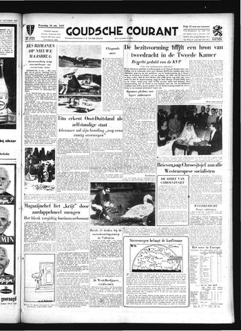 Goudsche Courant 1957-10-16