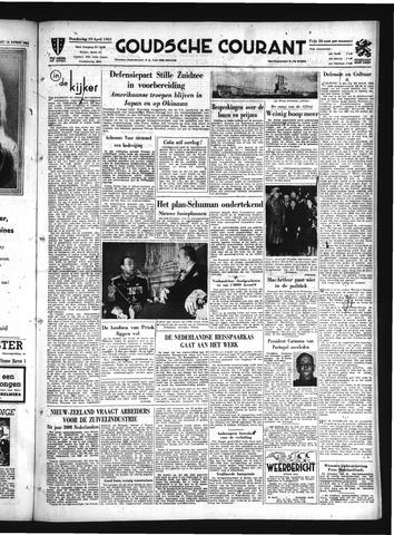 Goudsche Courant 1951-04-19